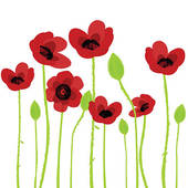 poppies clipart