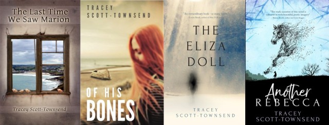 tracey scott townsend books