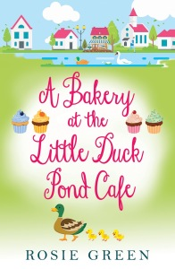 A Bakery at the Little Duck Pond Cafe Cover