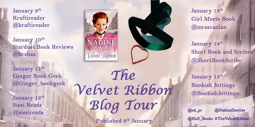 Velvet Ribbon banner